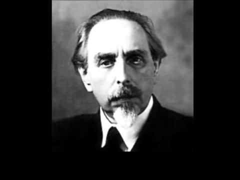 "Samuel Feinberg plays Schumann ""Waldszenen"" - Forest Scenes  Op.82"