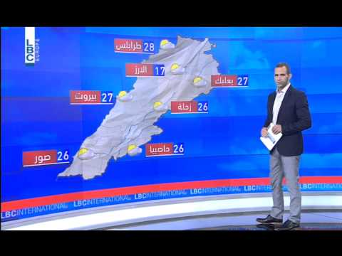 LBCI Weather Forecast - May 22, 2015