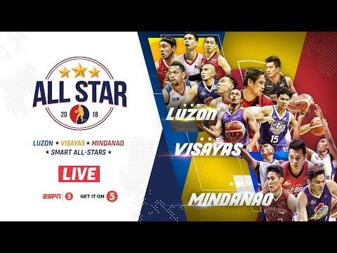 PBA Live Streaming: Smart All-Star vs Mindanao All-Stars (May 23, 2018)
