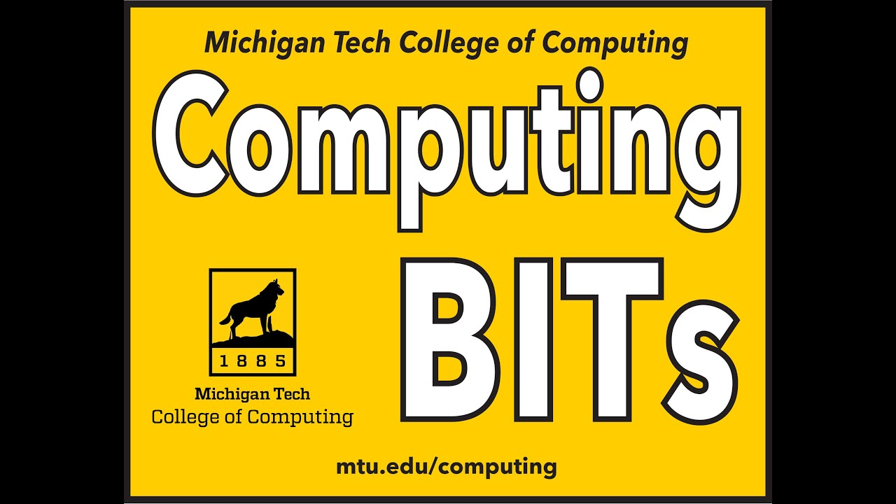 Preview image for Computing Bits, August 5, 2020 video