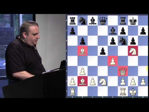 Checkmate With All Your Pieces!  GM Ben Finegold