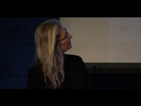 A Conversation with Annie Leibovitz
