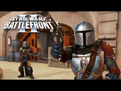 NUEVO MAPA ÉPICO en Star Wars: Battlefront 2 [CLASSIC]: ARVALA-7  