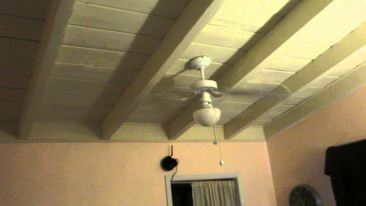 Dangerous Ceiling Fan