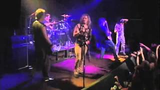 Murray Atkinson at Whisky w: Atomic Punks (Steel Panther)