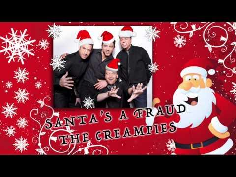 the-cream-pies---santa's-a-fraud