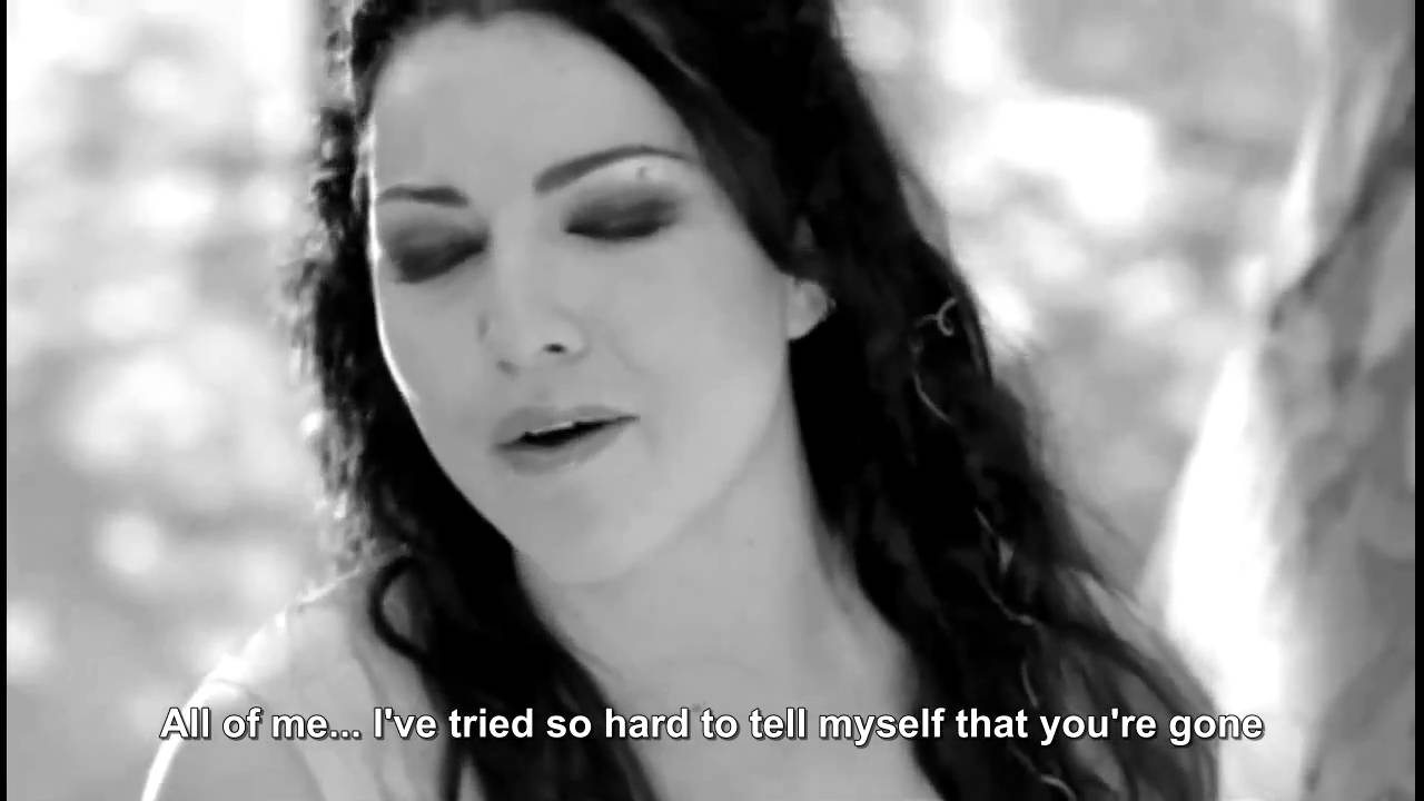 Evanescence - My Immortal With Lyric mp4