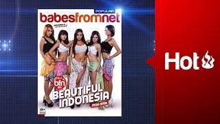 BFN 3.1 2014 Special e-Magazine edition - Sexy & Beautiful Indonesia