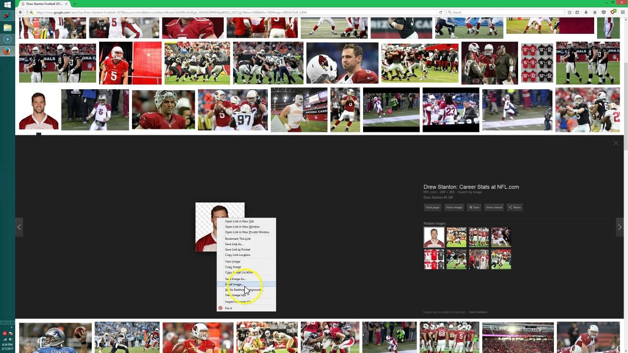 Action Pc Football Add Player Photos Team Logos Stadiums Youtube