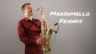 Baixar Marshmello & Anne-Marie - FRIENDS [Saxophone Cover] by Juozas Kuraitis