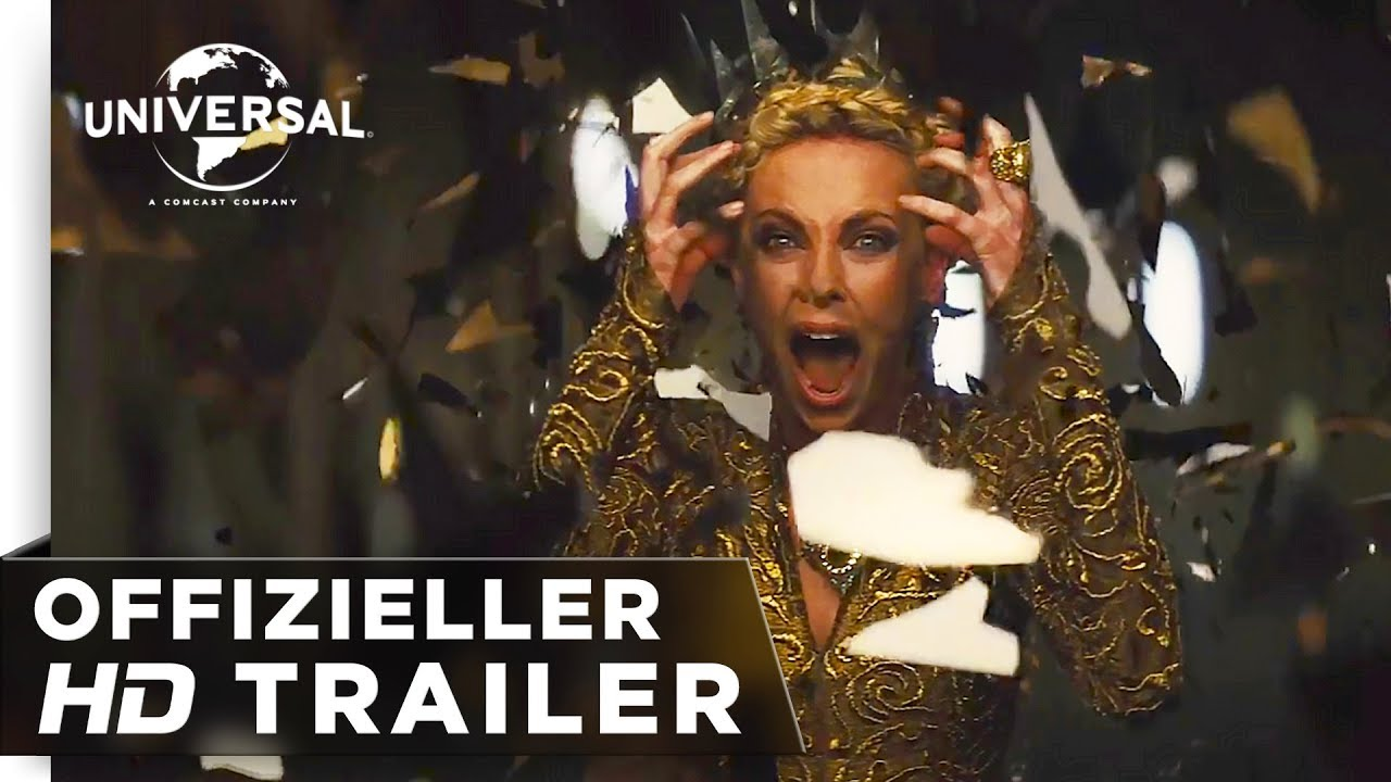 Snow White & the Huntsman - Trailer deutsch / german HD