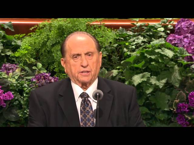 Presidente Thomas S. Monson - Conferencia General N° 182 [Octubre 6/10/2012] Videos De Viajes