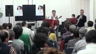 あべ静江、デビュー40周年を記念して出されたCDの発売イベントでの一幕。