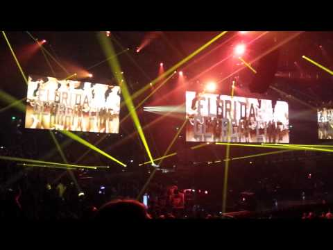iHeartRadio Country Music Festival Austin Texas 2014 OPENING