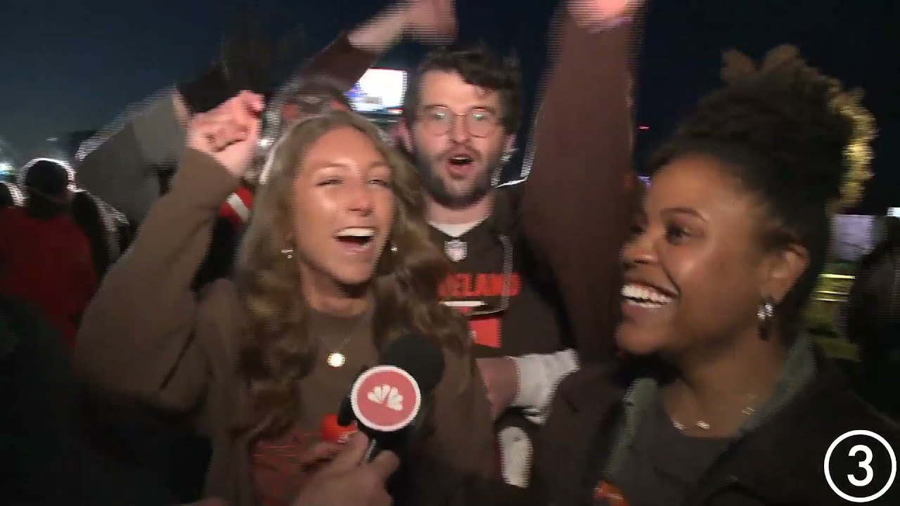 'Crowd was outstanding': Kevin Stefanski praises fans as Browns ...