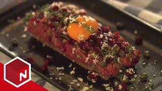 4-stjerners middag - Elisabeth Werp: Tartar