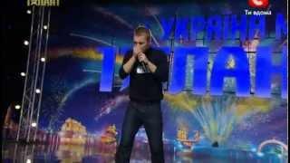 Украина мае талант 4 / Одесса / Александр Мельник(Битбокс., 2012-03-18T14:55:47.000Z)