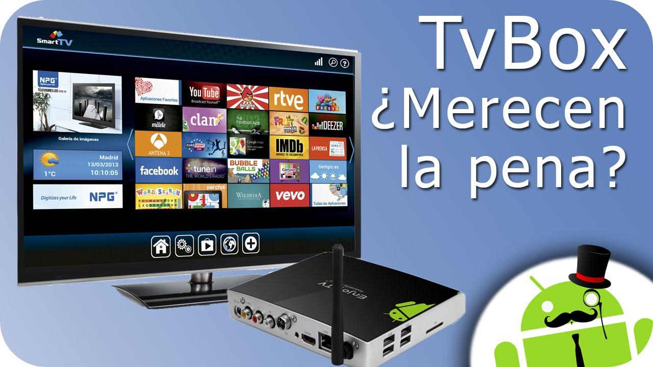 official store price reduced good service Convierte tu Televisor en un SMART-TV | Mejores TvBox Android
