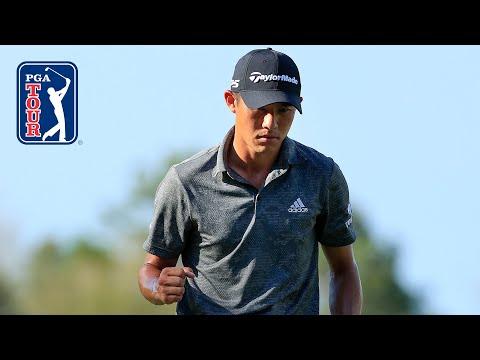 Collin Morikawa's best shots from the 2020-21 PGA TOUR season