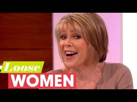 Ruth Langsford Has Never Farted In Front Of Eamonn Holmes | Loose Women