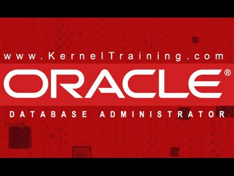 Oracle DBA Tutorials for the Beginners | Oracle DBA Training