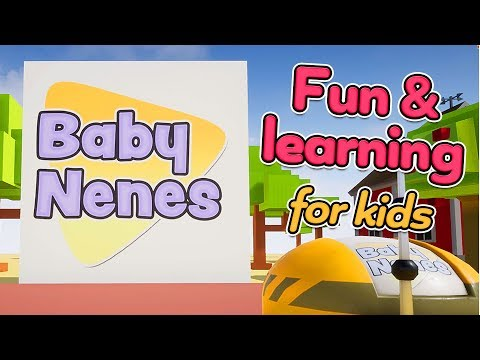 Baby Nenes - Learning and fun channel (Bumper ad)