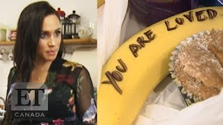 Meghan Markle's Banana Notes Backlash