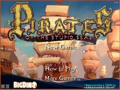 играть игры пираты глупых морей