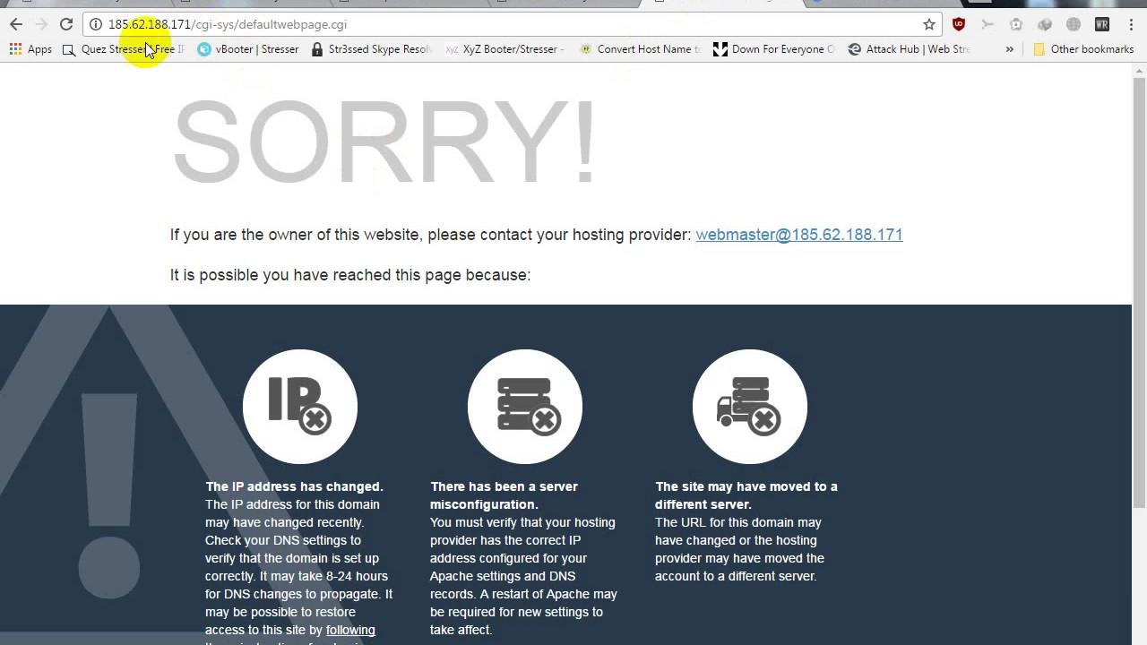 DDos stresser info - free booter - ddos stresser free