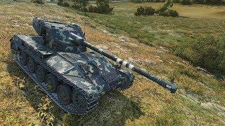 WoT AMX 13 75 3022 DMG 1805 EXP SCOUT PATROL DUTY - Prokhorovka