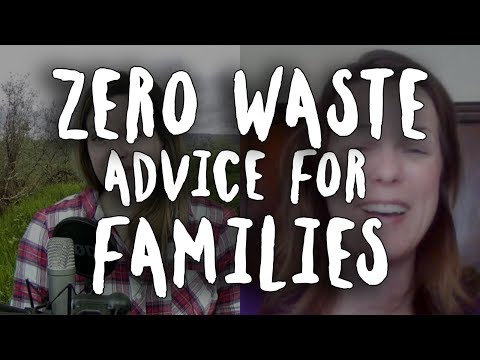 Zero Waste Family: a podcast with Paredown Home