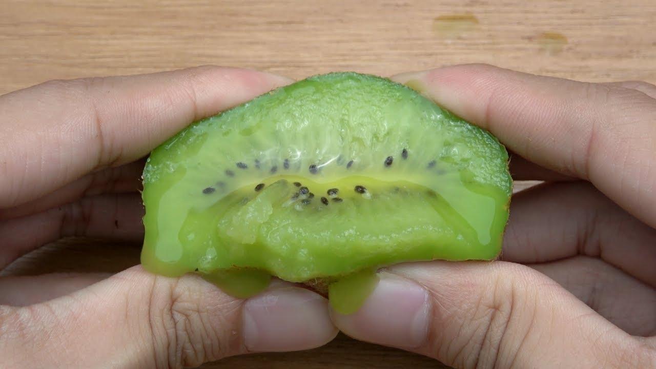 来自周至县的翠香猕猴桃,不但果肉细腻味道还很香甜
