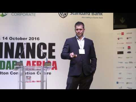 Finance Indaba Africa 2016: Nathan Desfontaines, Cyber Security Manager at KPMG