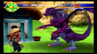 Monster Rancher 4 (PS2): Part 2