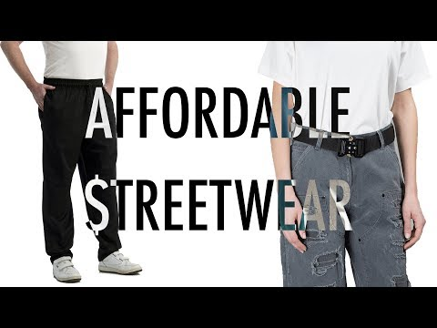AFFORDABLE $TREETWEAR | £10 DICKIES & ALYX STUDIOS ROLLERCOASTER BELT ALTERNATIVE