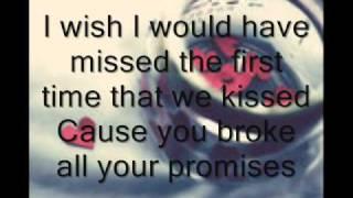 Jar of Hearts - By Christina Perri - With Lyrics