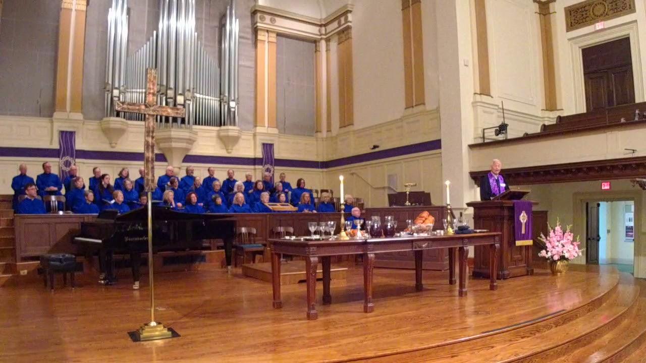 How Then Shall We Live? - Calvary Presbyterian Church, San