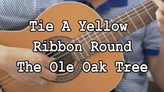 Baixar - Tie A Yellow Ribbon Round The Ole Oak Tree Tony Orlando And Dawn Solo Guitar Cover Grátis