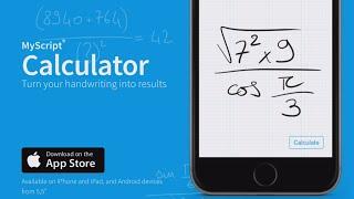 MyScriptCalculator
