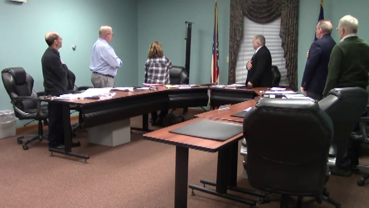 Champlain Town Board Meeting  12-12-17