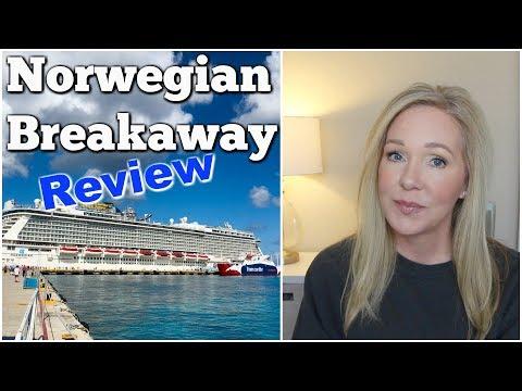 Norwegian Breakaway Review