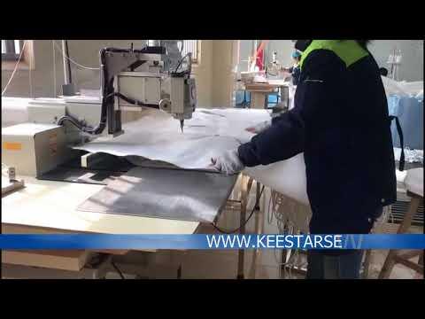 Keestar SpoutSew FIBC Bag Sewing Machine