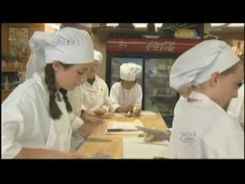 Summer Camp: Kids Culinary Camp - Vermont With Chef Kelly Ditrich