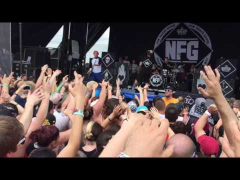 New Found Glory performs at Warped Tour in Syracuse