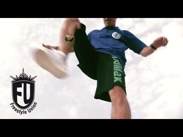 How 2 Footbag - Online Hackysack Tutorial | FU TV
