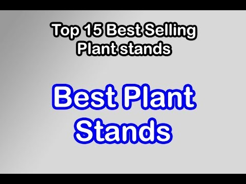 Plant Stands - Best and strong Wrought Iron plant stands and other designs for your Gamla in 2018