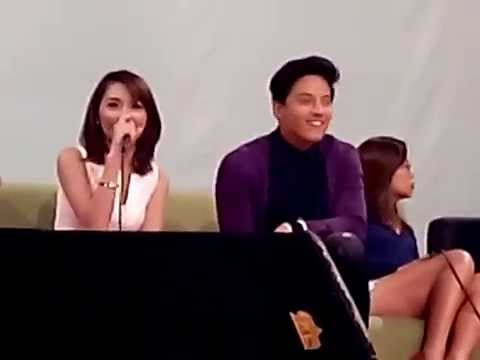 Presscon of shes dating the gangster movie