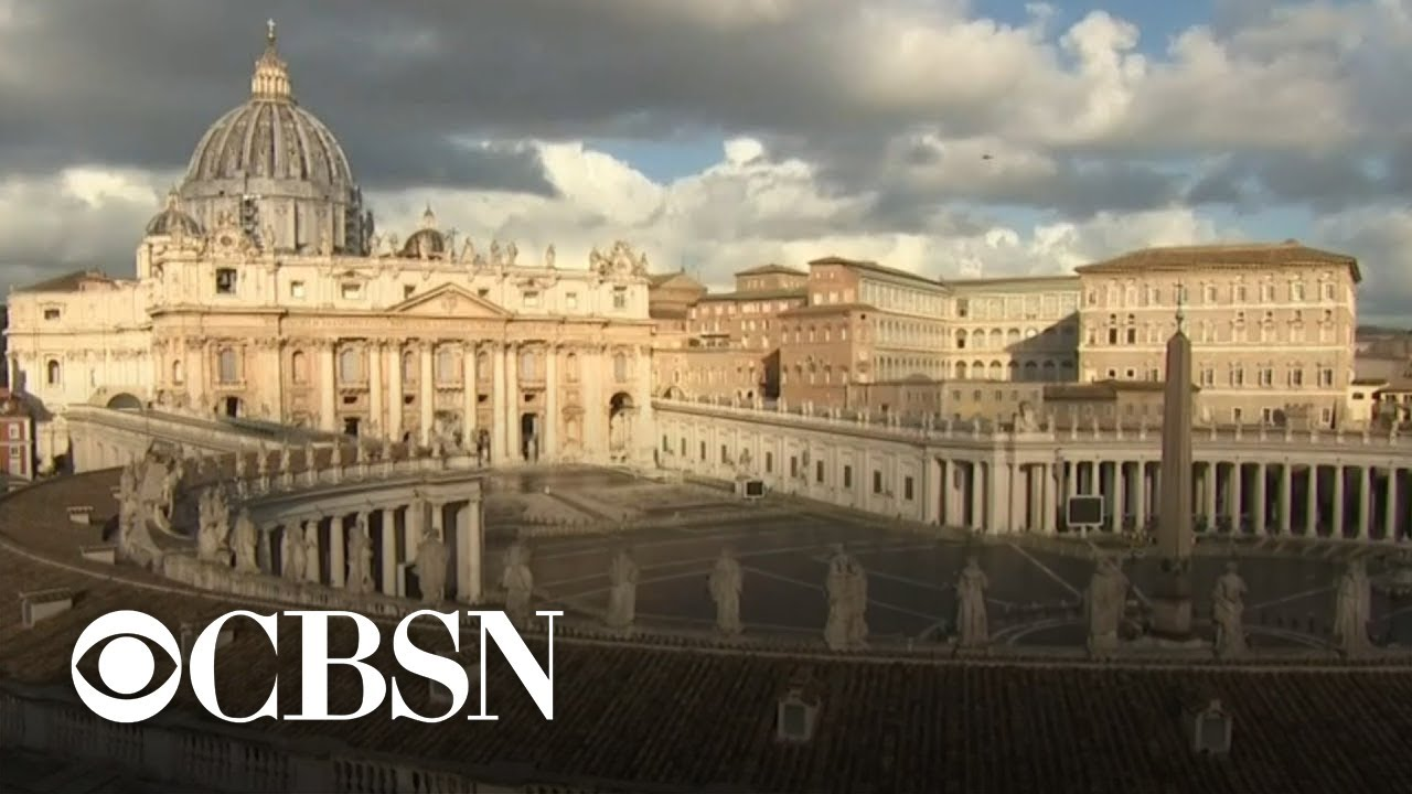 Vatican trial for priests accused of sex abuse at pope's youth seminary