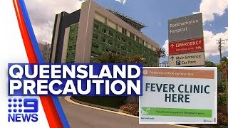 Coronavirus: Coronavirus cases spike in Queensland | Nine News Australia