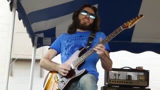 Eric Steckel - Funky C Funky Do - 5/7/16 Blues Brews & BBQ - Chambersburg, PA